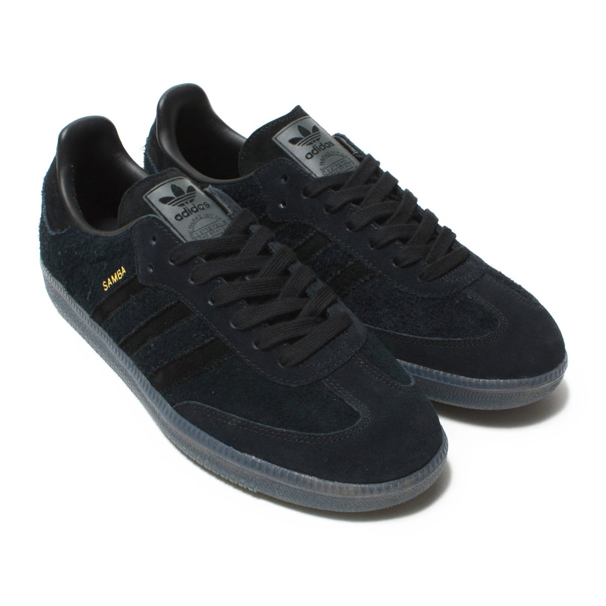 adidas Originals SAMBA OG(アディダス オリジナルス サンバOG)Core Black/Core Black/Carbon【メンズ レディース スニーカー】18FW-I