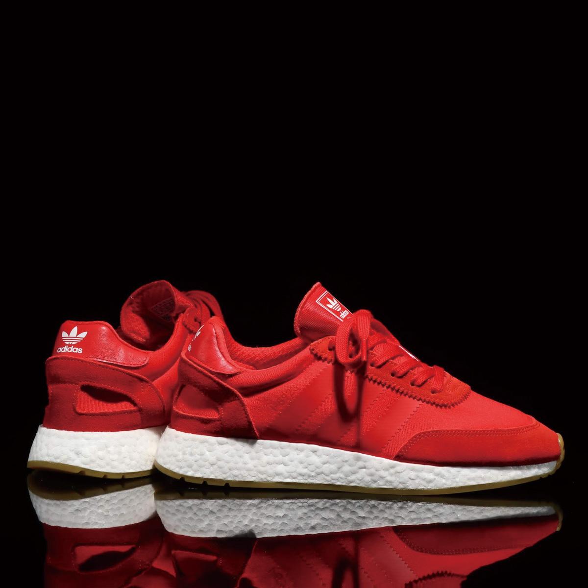adidas Originals I-5923(アディダス オリジナルス I-5923)RED/RED/GUM【メンズ スニーカー】18FW-I
