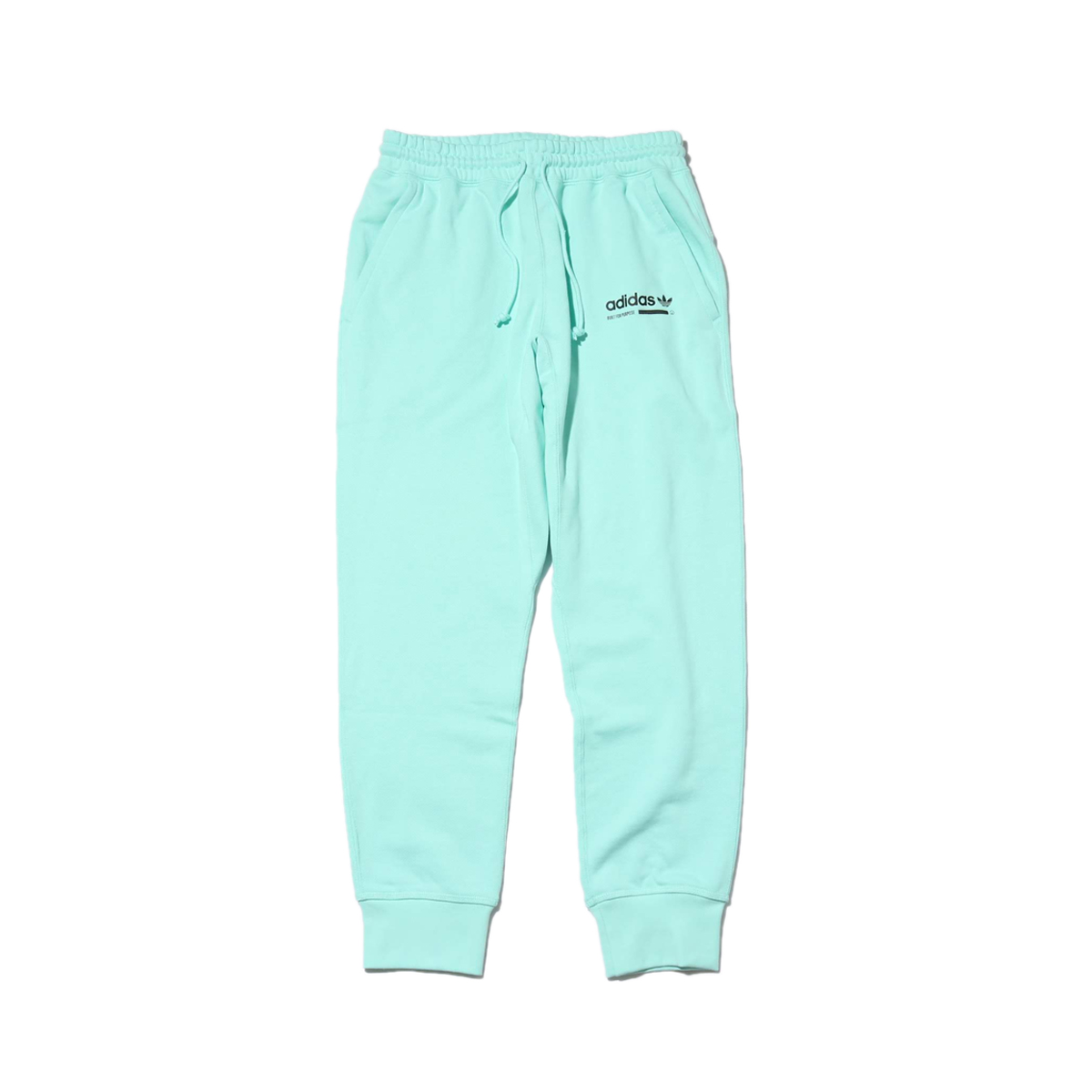 adidas Originals KAVAL SWEATPANTS(アディダス オリジナルス カバルスウェットパンツ)CLEAR MINT【メンズ パンツ】18FW-I