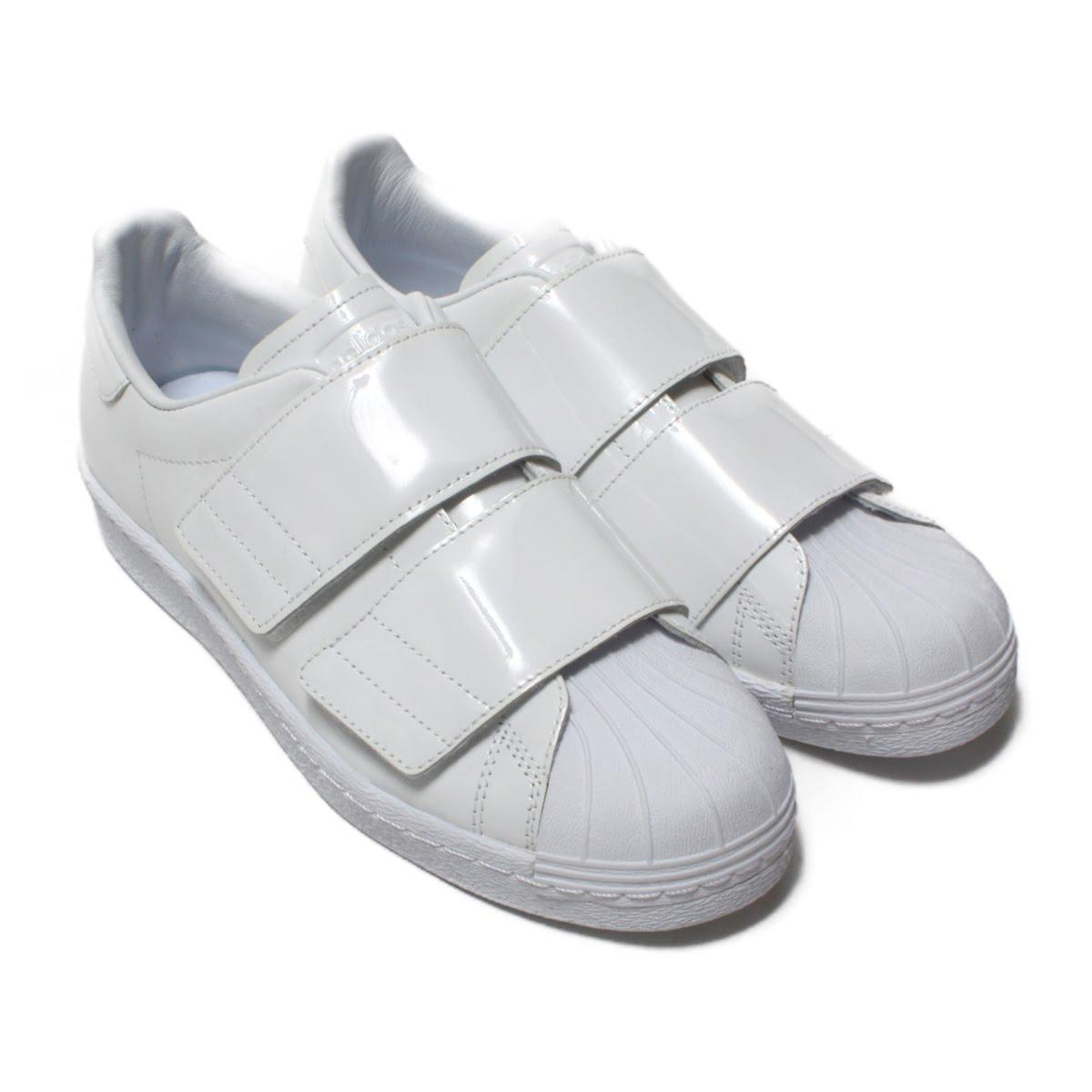 adidas Originals SS 80s CF W(アディダス オリジナルス スーパースター80s CF W)RUNNING WHITE/RUNNING WHITE/RUNNING WHITE【メンズ レディース スニーカー】18FW-I