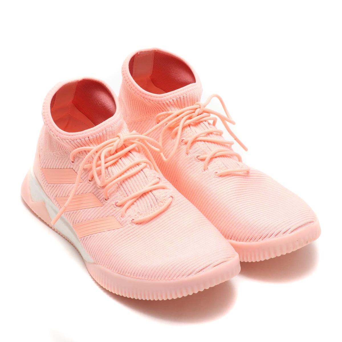 adidas PREDATOR TANGO 18.1 TR(アディダス プレデタータンゴ 18.1 TR)CLEAR ORANGE/CLEAR ORANGE/TRASE PINK【メンズ スニーカー】18FW-I