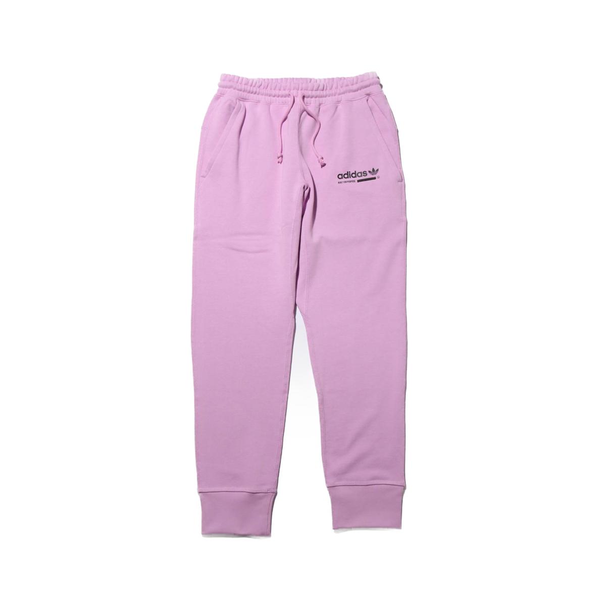 adidas Originals KAVAL SWEATPANTS(アディダス オリジナルス カバルスウェットパンツ)CLEAR LILAC【メンズ パンツ】18FW-I