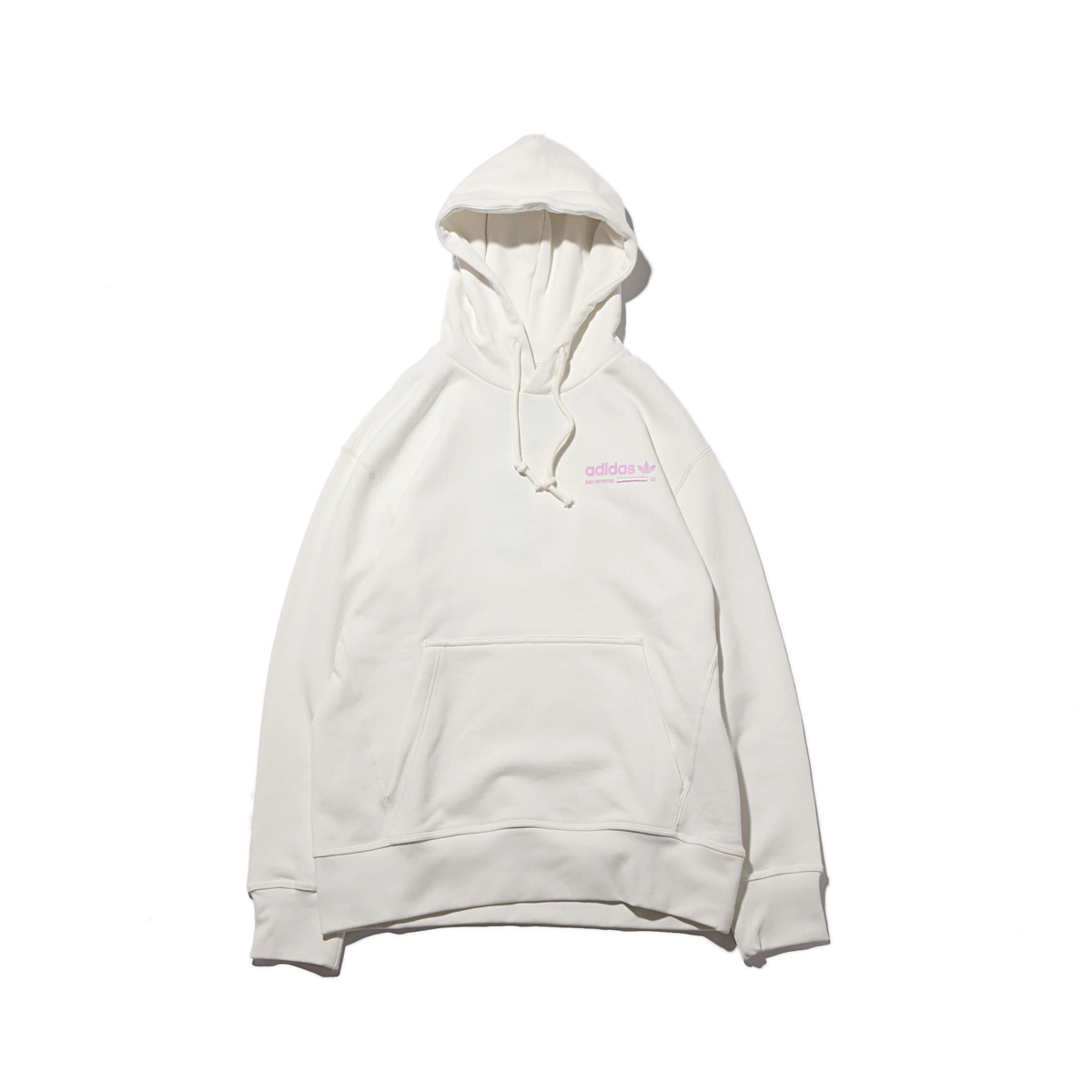 adidas Originals KAVAL OTH HOODIE(アディダス オリジナルス カバルOTH フーディ)CLOUD WHITE【メンズ パーカー】18FW-I