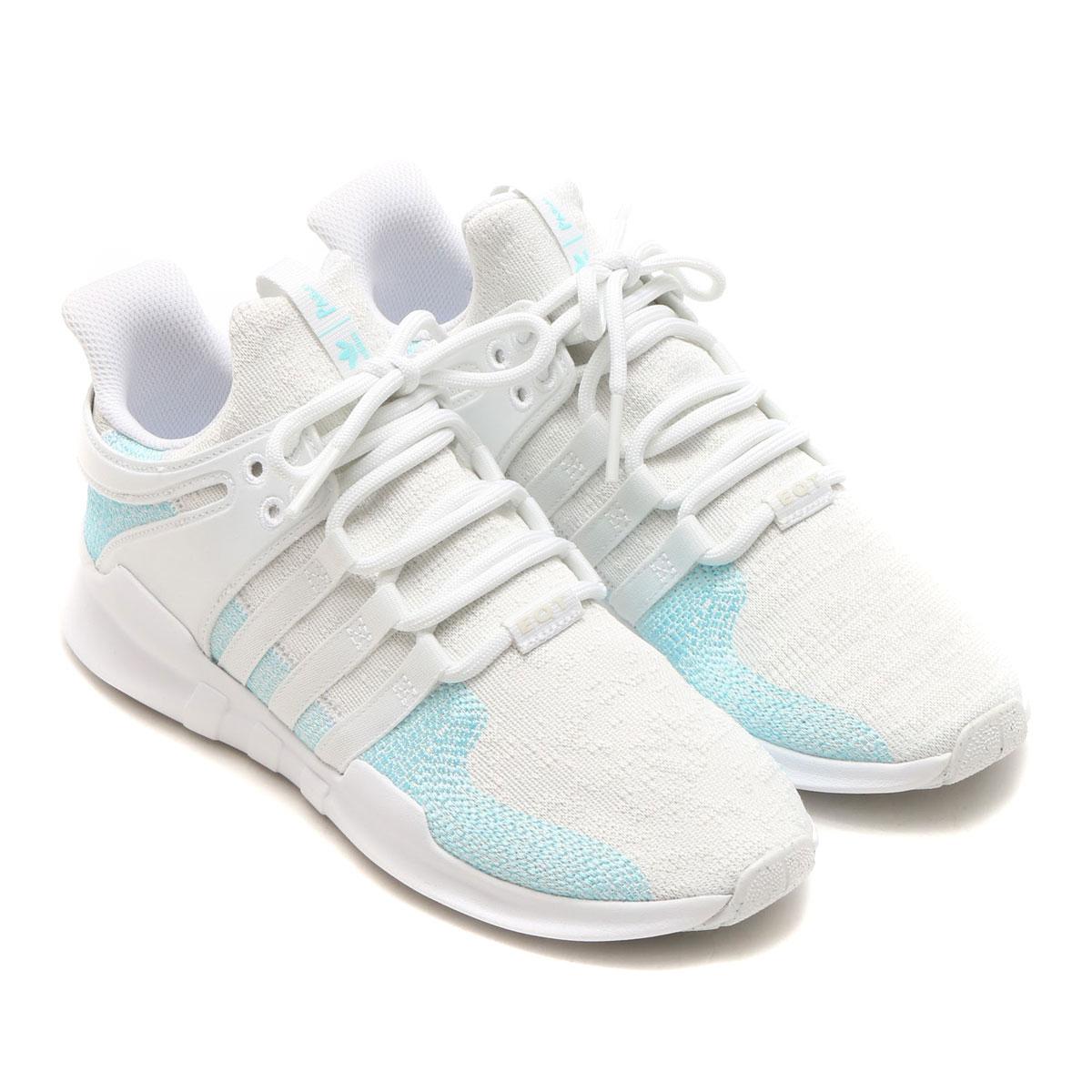 adidas Originals EQT SUPPORT ADV CK PARLEY (アディダス オリジナルス EQT サポート CK パーレイ)Running White/Blue Sprit/Off White【メンズ レディース スニーカー】17FW-I
