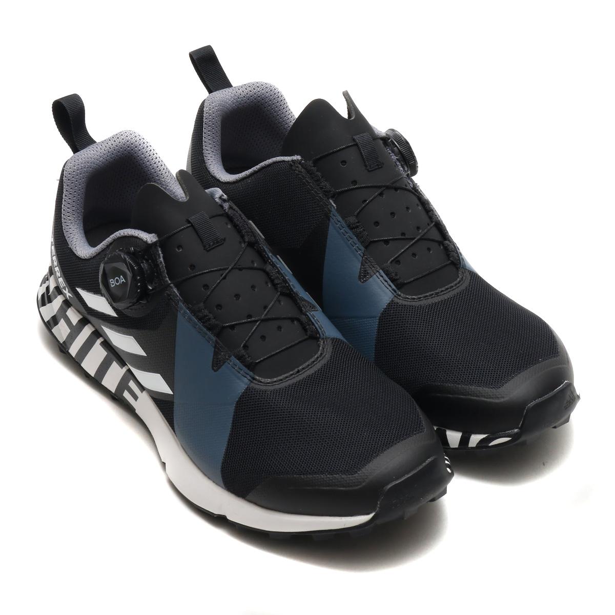 adidas WM TERREX TWO BOA (アディダス WM テレックス TWO BOA) Core Black/Running White/Core Black【メンズ スニーカー】