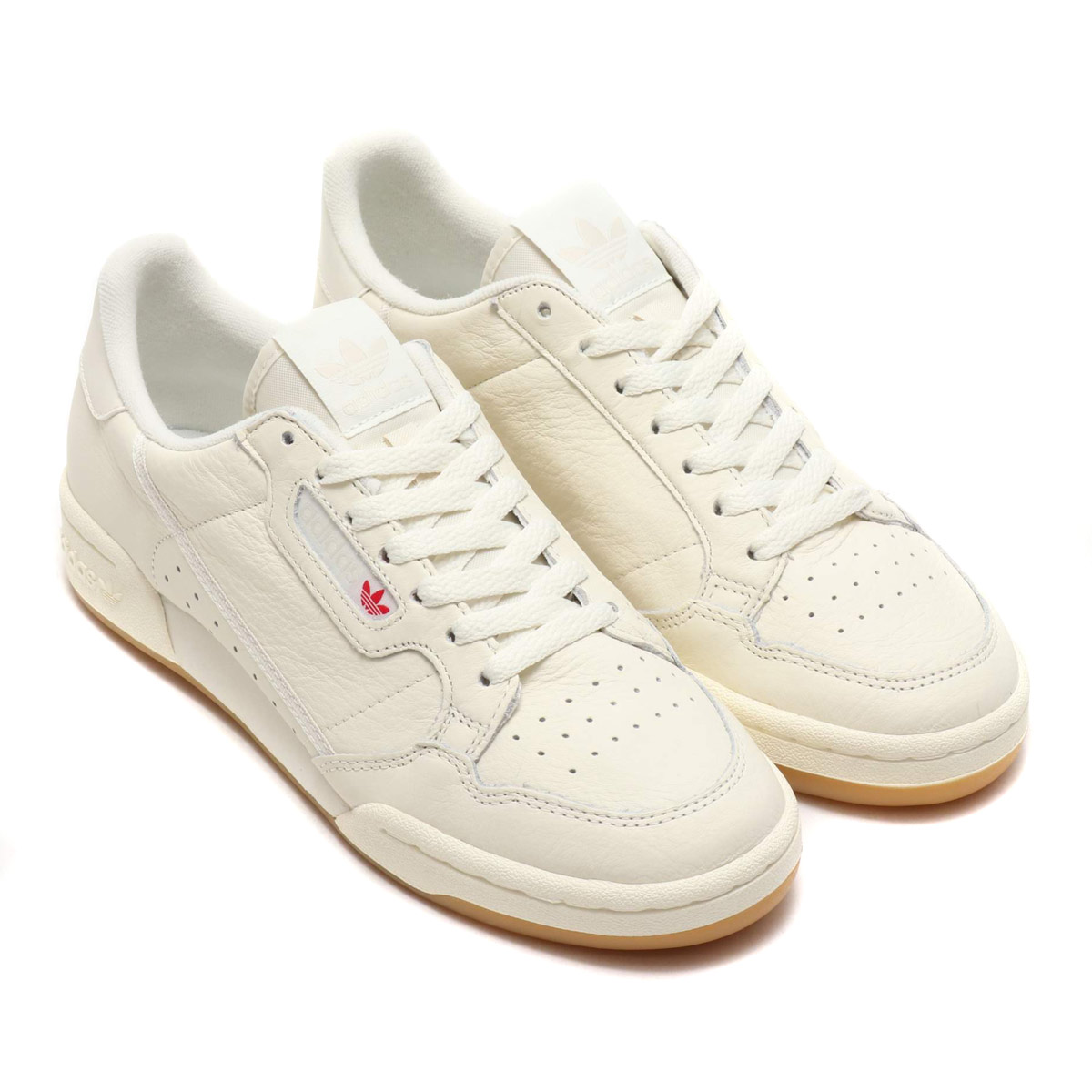 adidas Originals CONTINENTAL 80 (アディダスオリジナルス コンチネンタル 80)OFF WHITE/WHITE/GUM【メンズ レディース スニーカー】19SS-I