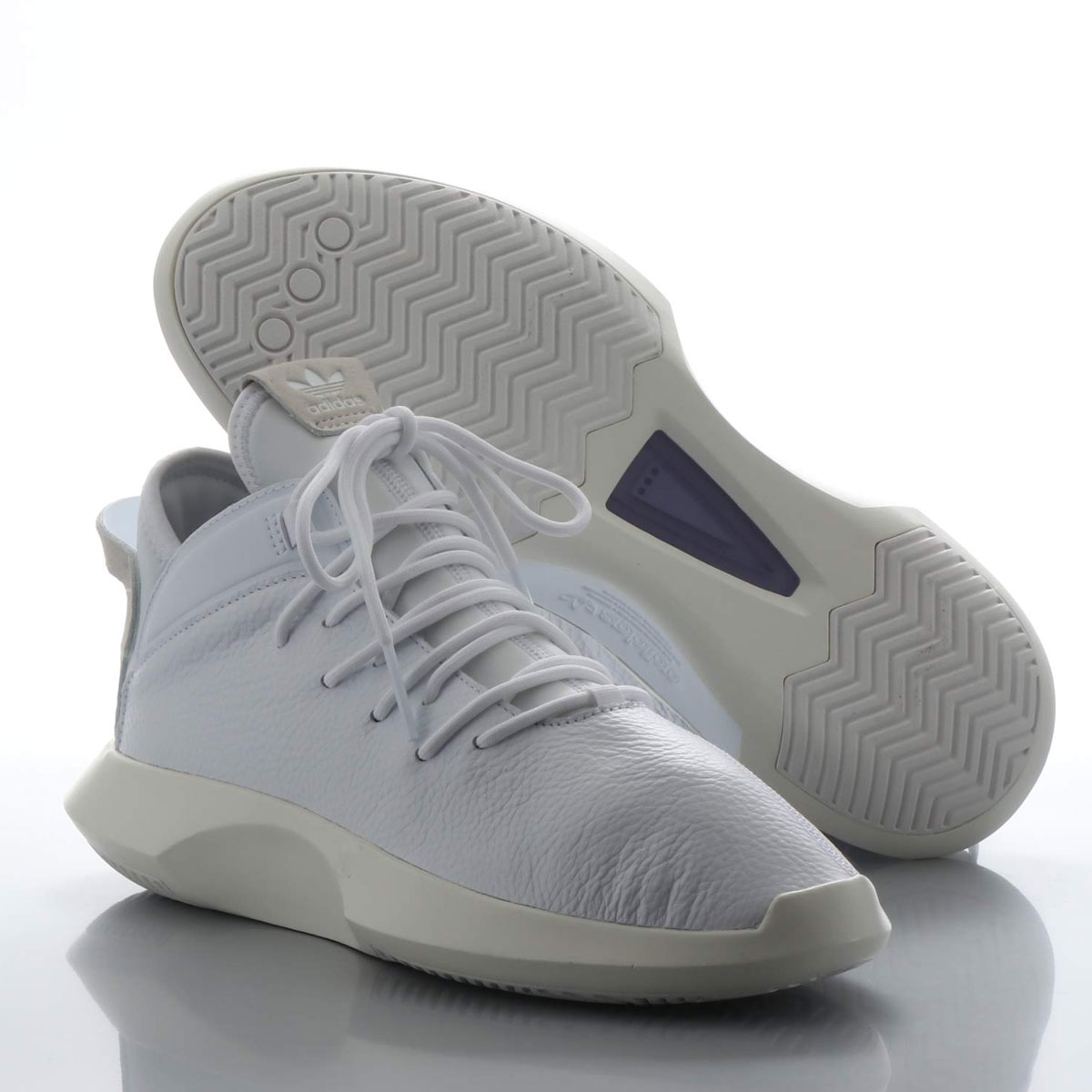 adidas Originals CRAZY 1 ADV(アディダスオリジナルス クレイジー 1 ADV)RUNNING WHITE/RUNNING WHITE/SUPPLIER COLOR【メンズ レディース スニーカー】19SS-I