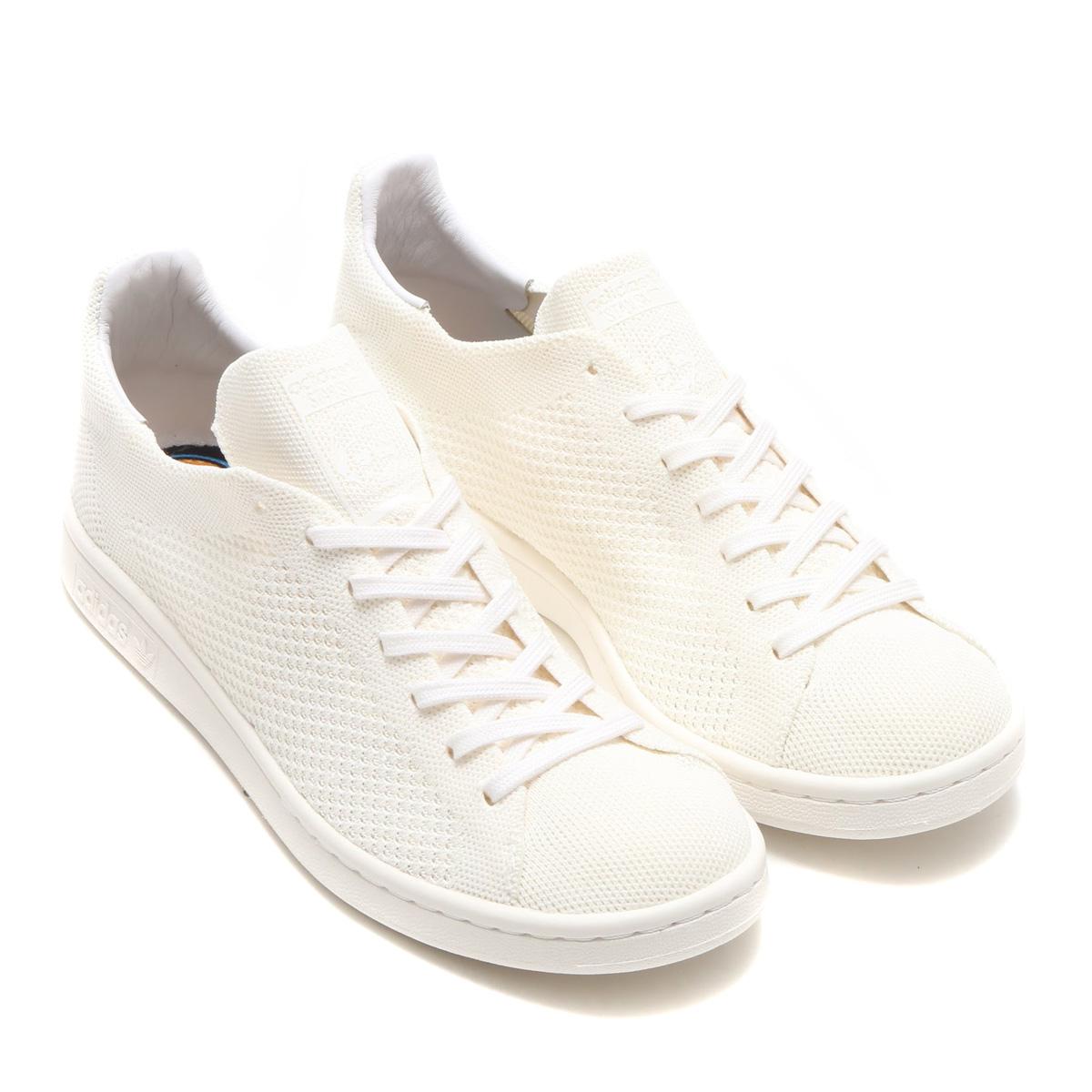 adidas Originals PW HU HOLI STAN SMITH BC (アディダス オリジナルス ファレル ウィリアムス HU HOLI スタンスミス BC) Cream White/Ftwr White/Ftwr White【メンズ スニーカー】
