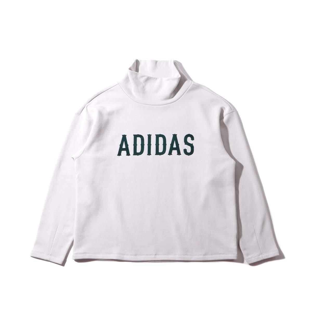 adidas Originals SWEATER(アディダスオリジナルス セーター)RAW WHITE【レディース セーター】19SS-I