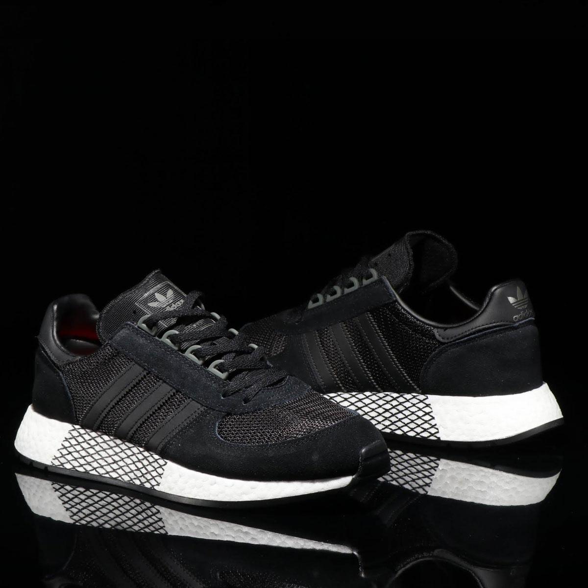 adidas MARATHON x 5923 (アディダス マラソン x 5923) BLACK【メンズ スニーカー】19SS-S