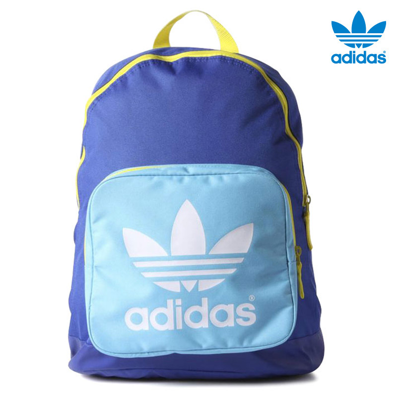 adidas blue backpack