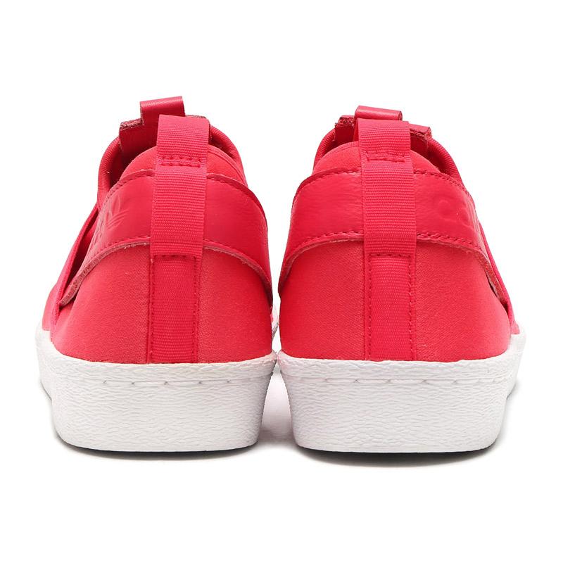 adidas Originals SUPERSTAR SlipOn Wアディダス スーパースター スリップオン W CORE PINK CORE PINK RUNNING WHITE レディース スニーカー 17SS I at20 cLS4AcR5q3j