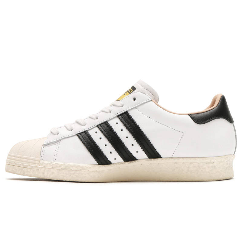 All the shop articles point up up to 20 times adidas Originals SUPERSTAR 80s W (Adidas superstar 80s W) RUNNING WHITECORE BLACKOFF WHITE 17SS I