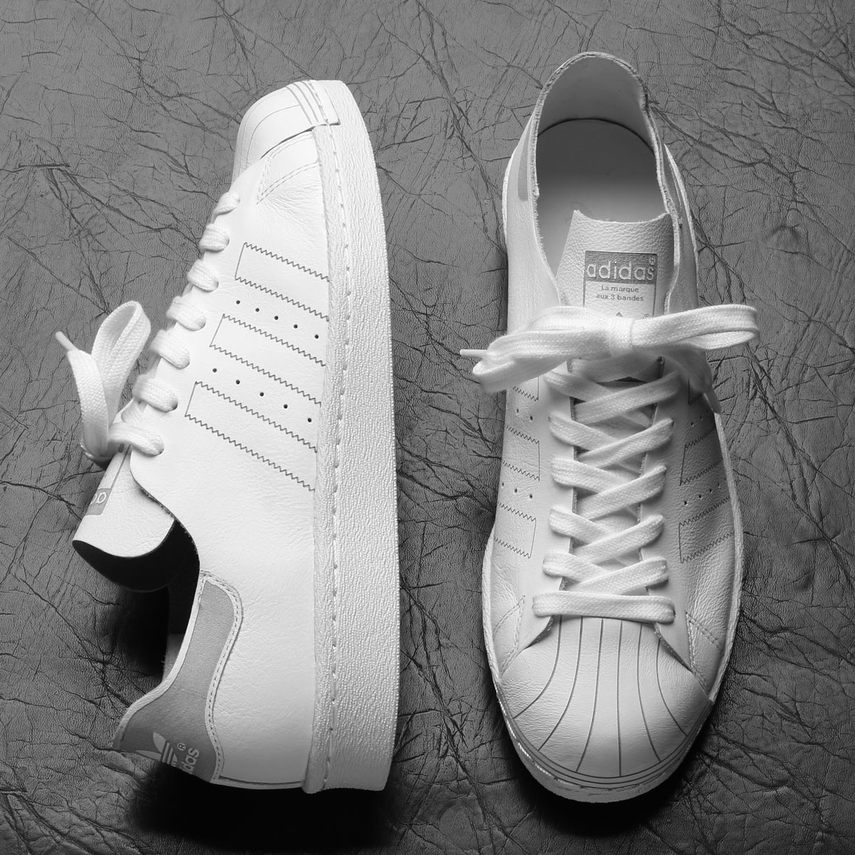 adidas Originals SUPERSTAR 80s DECON(アディダス オリジナルス スーパースター 80s DECON)RUNNING WHITE/RUNNING WHITE/VINTAGE WHITE【メンズ レディース スニーカー】17FW-S