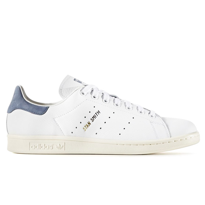 Adidas Stan Smith Grey Blue shoes