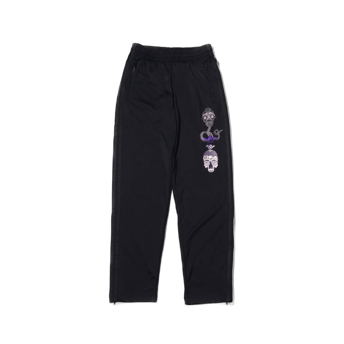 adidas GALLERY FB TRACK PANTS(アディダス ギャラリー トラック パンツ)ブラック【メンズ ロングパンツ】19FW-I