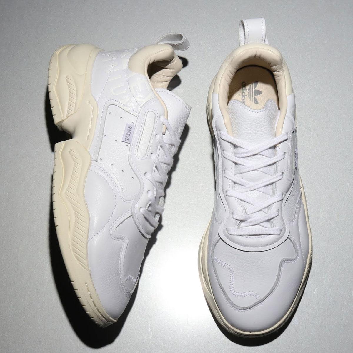 adidas SUPERCOURT RX GORE-TEX(アディダス スーパーコート RX)RUNNING WHITE/OFF WHITE/CHORK WHITE【メンズ レディース スニーカー】19FW-S