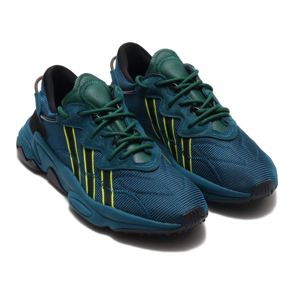 adidas PUSHA T OZWEEGO(アディダス プシャティ オズウィーゴ)BLUE【メンズ レディース スニーカー】19FW-S