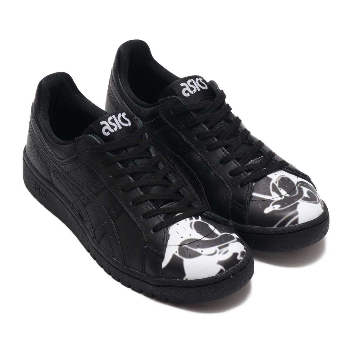 asics Tiger GEL-PTG Disney(アシックス タイガー ゲル PTG ディズニー)BLACK/BLACK【メンズ レディース スニーカー】18HO-I