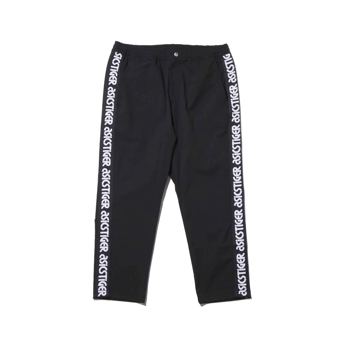 ASICSTIGER LT ST Woven CP Pants(アシックスタイガー LT LS ウーブン CP パンツ)PERFORMANCE BLACK【メンズ レディース パンツ】18FW-I