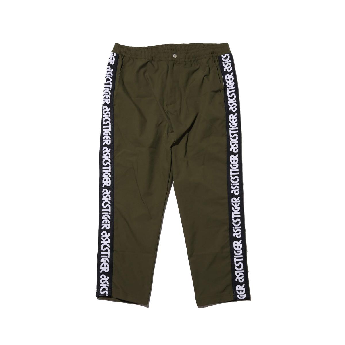 ASICSTIGER LT ST Woven CP Pants(アシックスタイガー LT LS ウーブン CP パンツ)FORREST【メンズ レディース パンツ】18FW-I