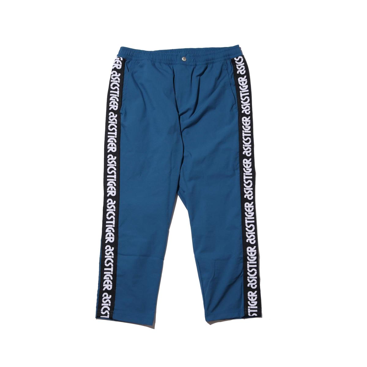 ASICSTIGER LT ST Woven CP Pants(アシックスタイガー LT LS ウーブン CP パンツ)LIGHT INDIGO【メンズ レディース パンツ】18FW-I
