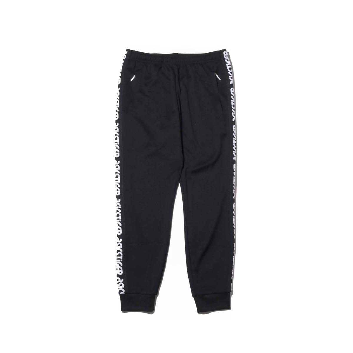 ASICSTIGER LT Jersey Pants(アシックスタイガー ジャージ パンツ)PERFORMANCE BLACK【メンズ レディース パンツ】18FW-I