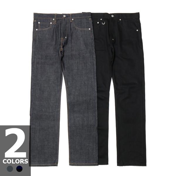 ATMOS LAB SELVEDGE RAW DENIM PANTS(Tight-Fit)(アトモス ラボ セルヴィッジ ロー デニム パンツ タイトフィット)2色展開 【メンズ ジーンズ】15FW-I