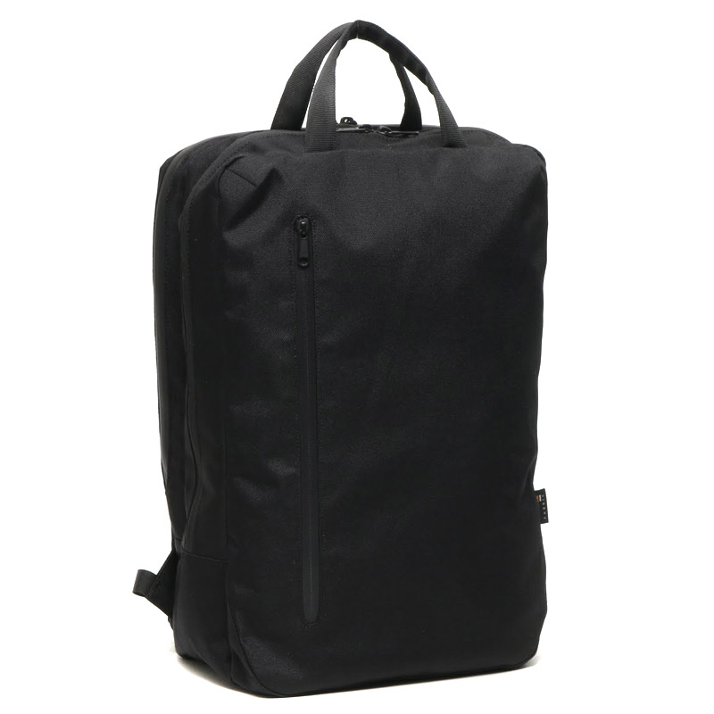 atmos SQUARE BACKPACK(アトモス スクエア バックパック)BLACK【バックパック】16SS-I