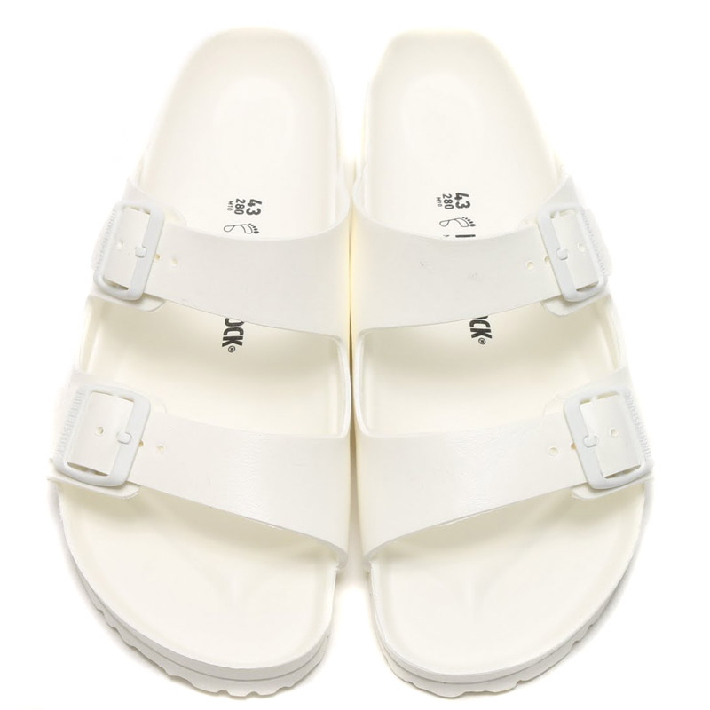 BIRKENSTOCK ARIZONA EVA (EVA Birkenstock Arizona) WHITE 16SP-I
