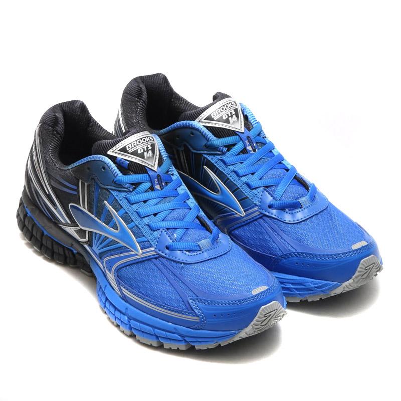 BROOKS ADRENALINE GTS 14(ブルックス アドレナリン GTS 14)BLUE【メンズ スニーカー】
