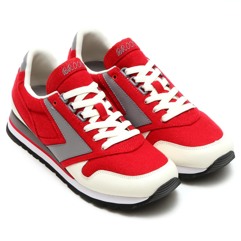 【期間限定送料無料】 BROOKS RED/STORM MEN MEN CHARIOT(ブルックス メン GREY15FW-I チャリオット)CREAM/TRUE RED/STORM GREY15FW-I, ブランド古着 スタートル:34c99d3b --- portalitab2.dominiotemporario.com