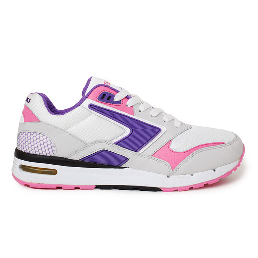 BROOKS WOMEN FUSION(ブルックス ウィメン フュージョン)ELECTRIC PURPLE/CARNATION PINK/WHITE15FW-I