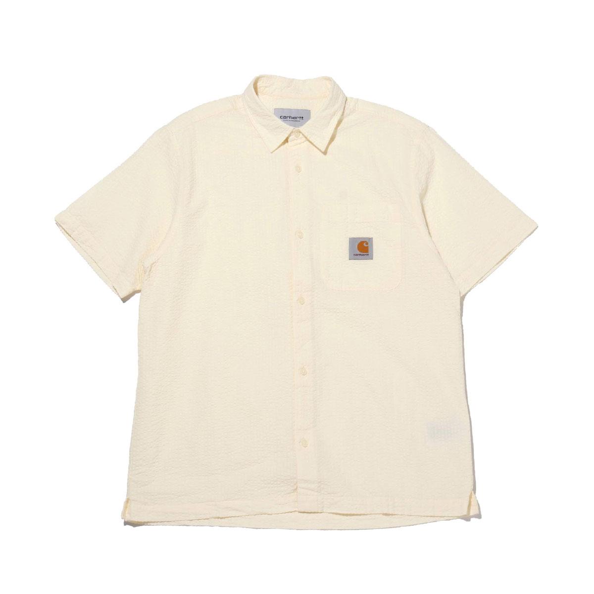 CARHARTT S/S SOUTHFIELD SHIRT(カーハート S/S サウスフィールド シャツ)WAX【メンズ 半袖シャツ】20SS-I