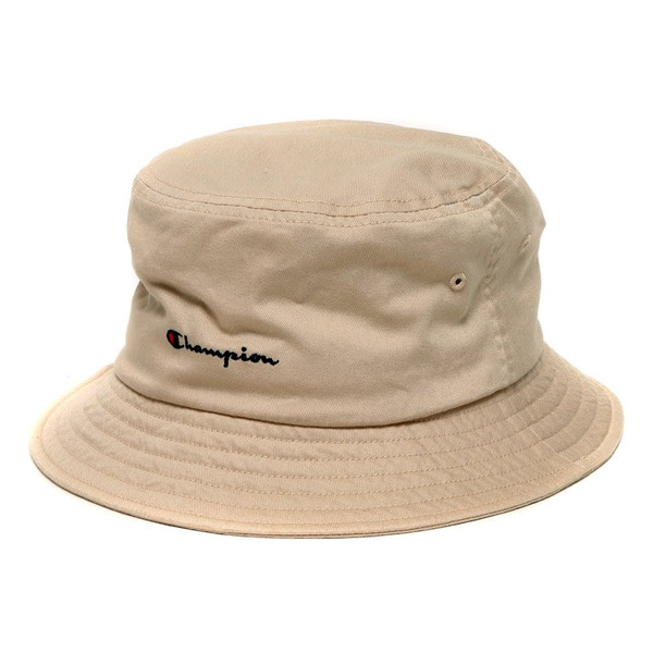 4464aad8e2a87 3d4f7 fcaf0  discount code for champion bucket hat champion bucket hat  beige 16ss s a6aa7 9e4f2