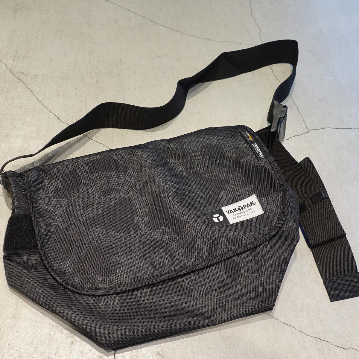 CHUMS SHOULDER BAG (チャムス ショルダー バッグ) OTHERCOLOR1【バッグ】