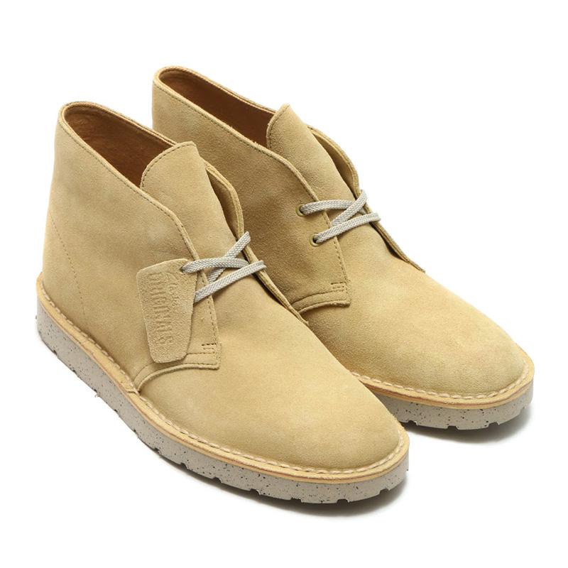 Elegante Clarks Originals Suede Desert Boots prezzo basso