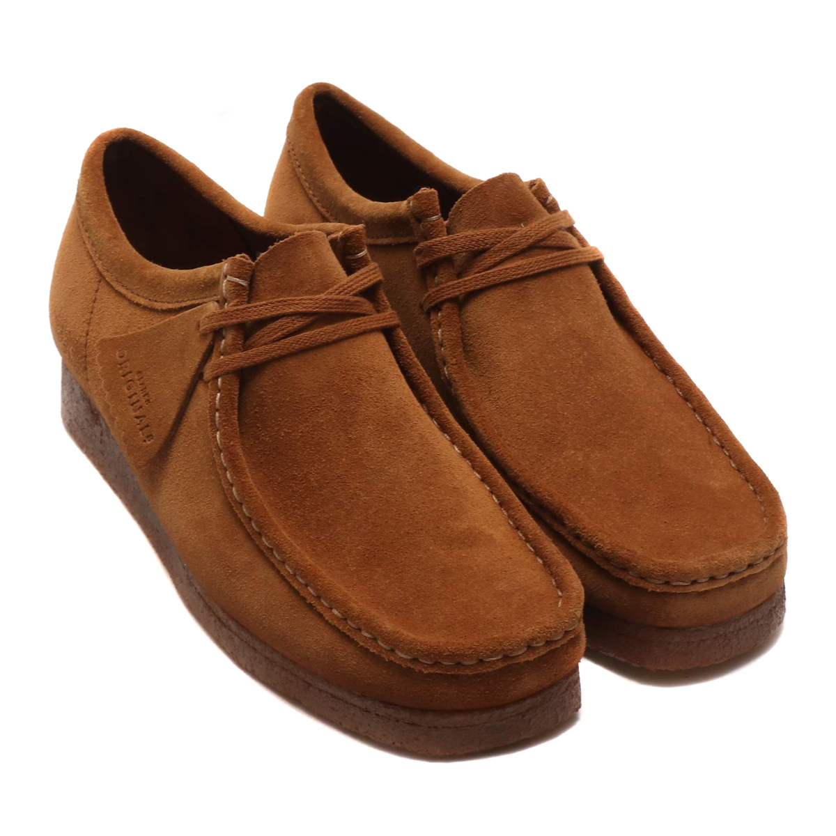 Clarks Wallabee (クラークス ワラビー)Cola Suede【メンズ ブーツ】19SS-I