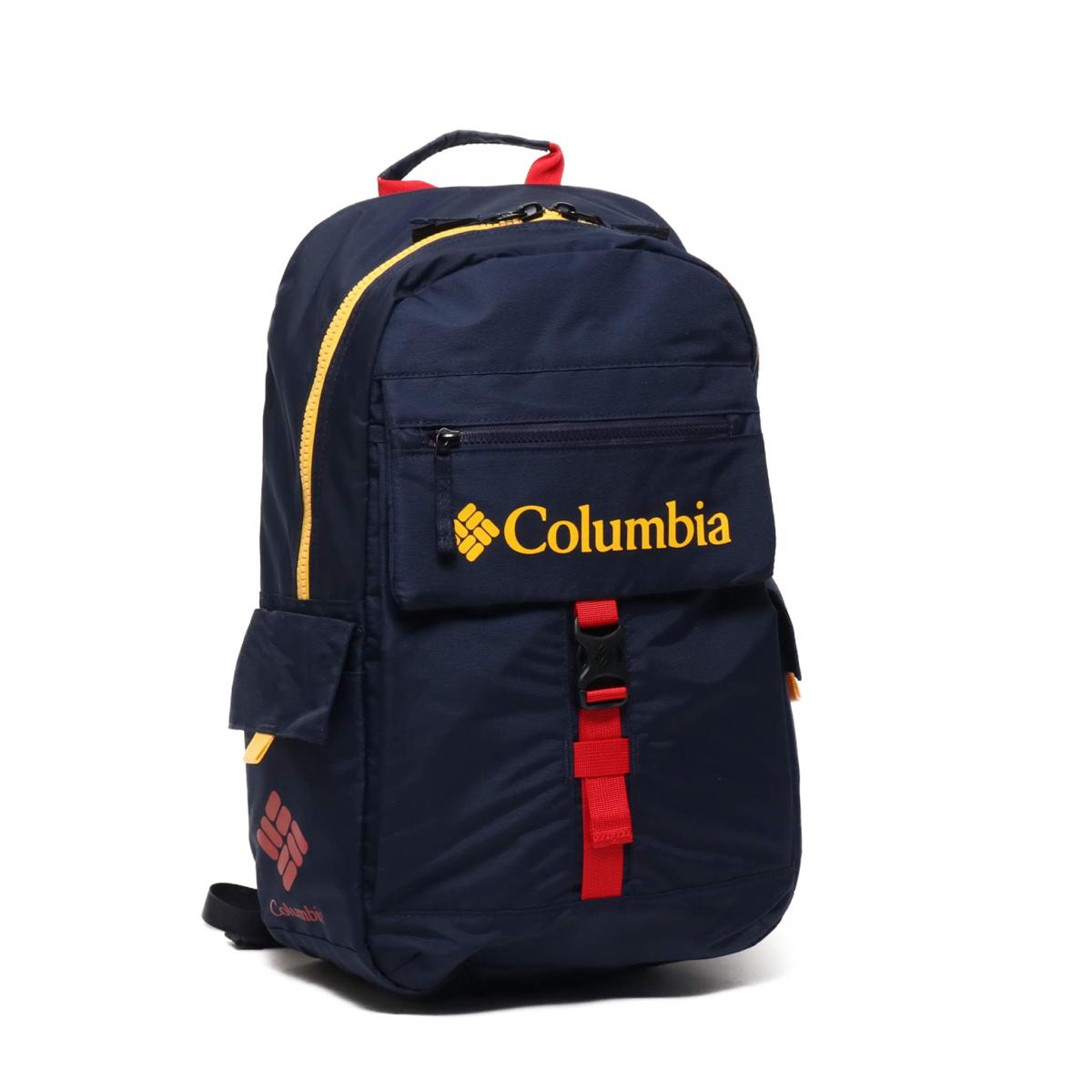【エントリーで全品10倍】Columbia Popo Dash™ Backpack(コロンビア ポポダッシュ バックパック)Columbia Navy Multi【メンズ レディース バッグ】19FA-I