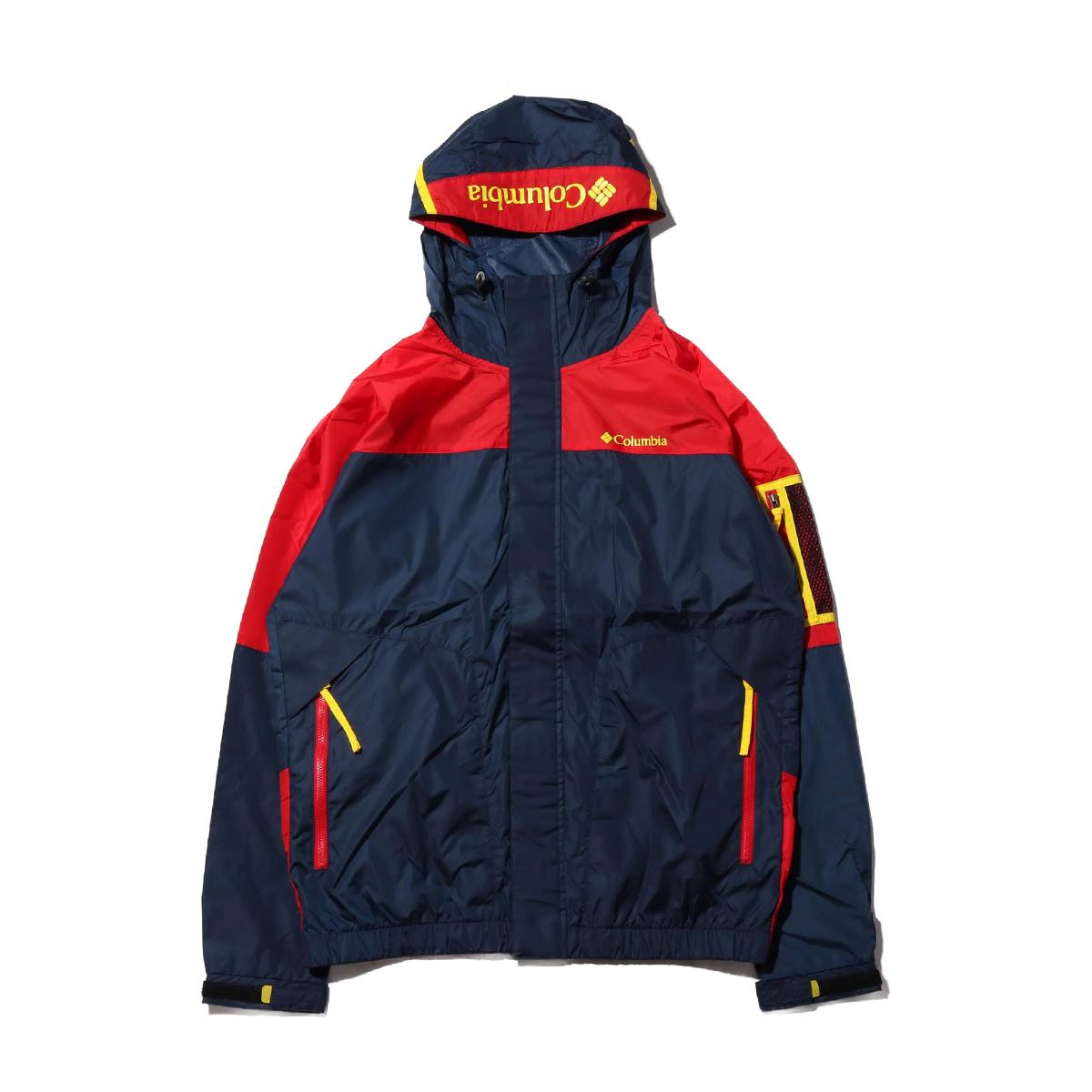 Columbia Pavlof Road Jacket (コロンビア パブロフ ロード ジャケット)MOUNTAIN RED【メンズ ジャケット】19SP-I