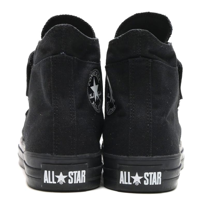 CONVERSE ALL STAR BIGBELT HI (converse all star Hi big belt) (black) 17 SP-I