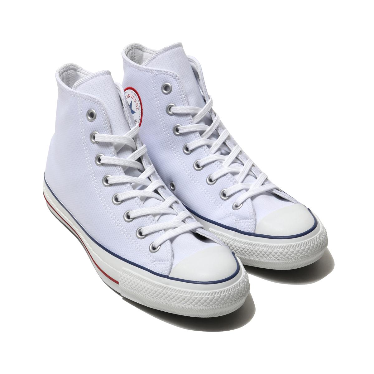 CONVERSE ALL STAR 100 TRCMESH HI (コンバース オールスター 100 TRC メッシュ ハイ)ホワイト【メンズ レディース スニーカー】19SS-I