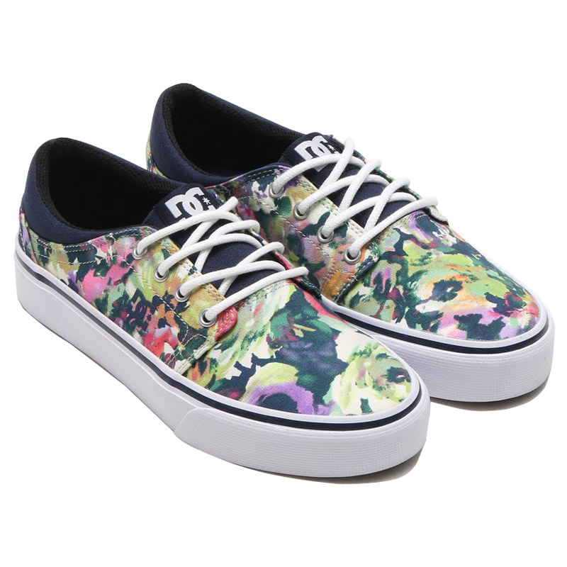 DC SHOES Ws TRASE TX SE DC shoes womens trace TX SE MULTI 16SUI