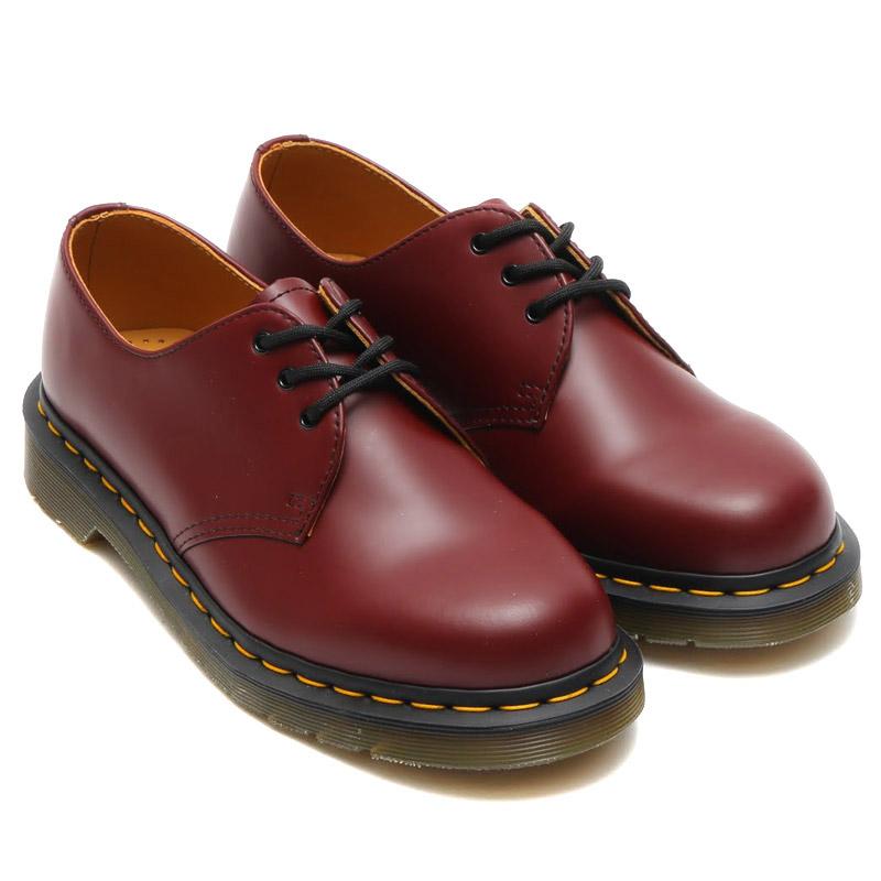 Dr.Martens 1461 59 3EYESHOE(ドクターマーチン 1461 59 3アイ シューズ)CHERRY RED【メンズ レディース ブーツ】16AW-I