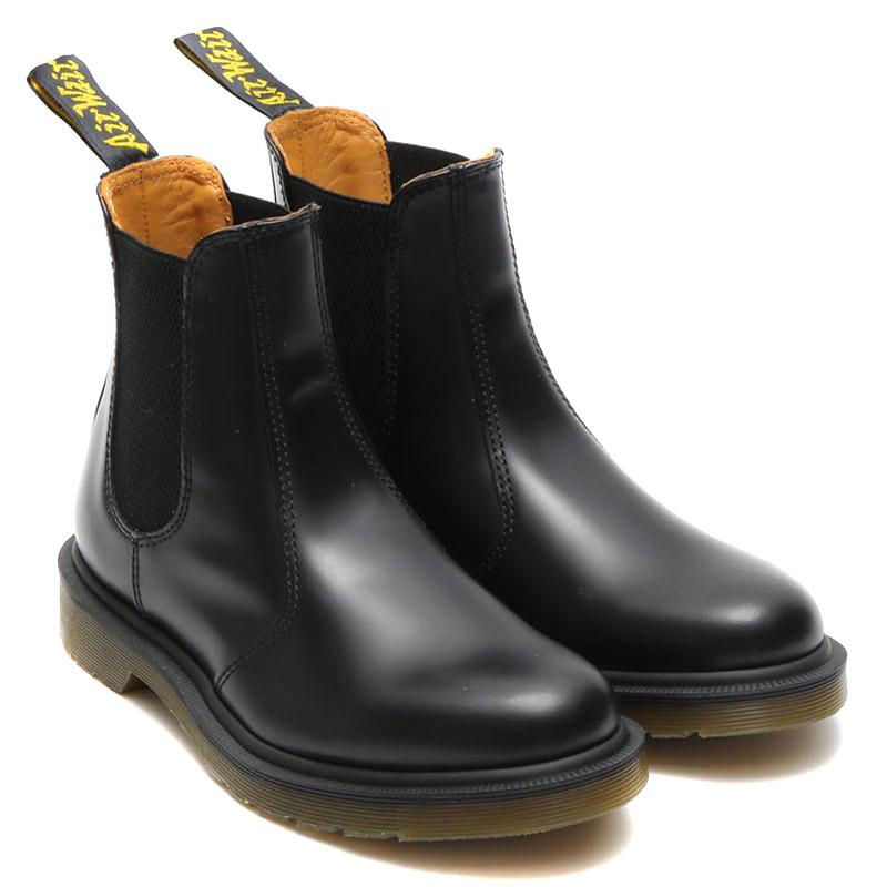 Dr.Martens 2976 CHELSEA BOOT(ドクターマーチン 2976 チェルシー ブーツ)BLACK【メンズ レディース ブーツ】17AW-S