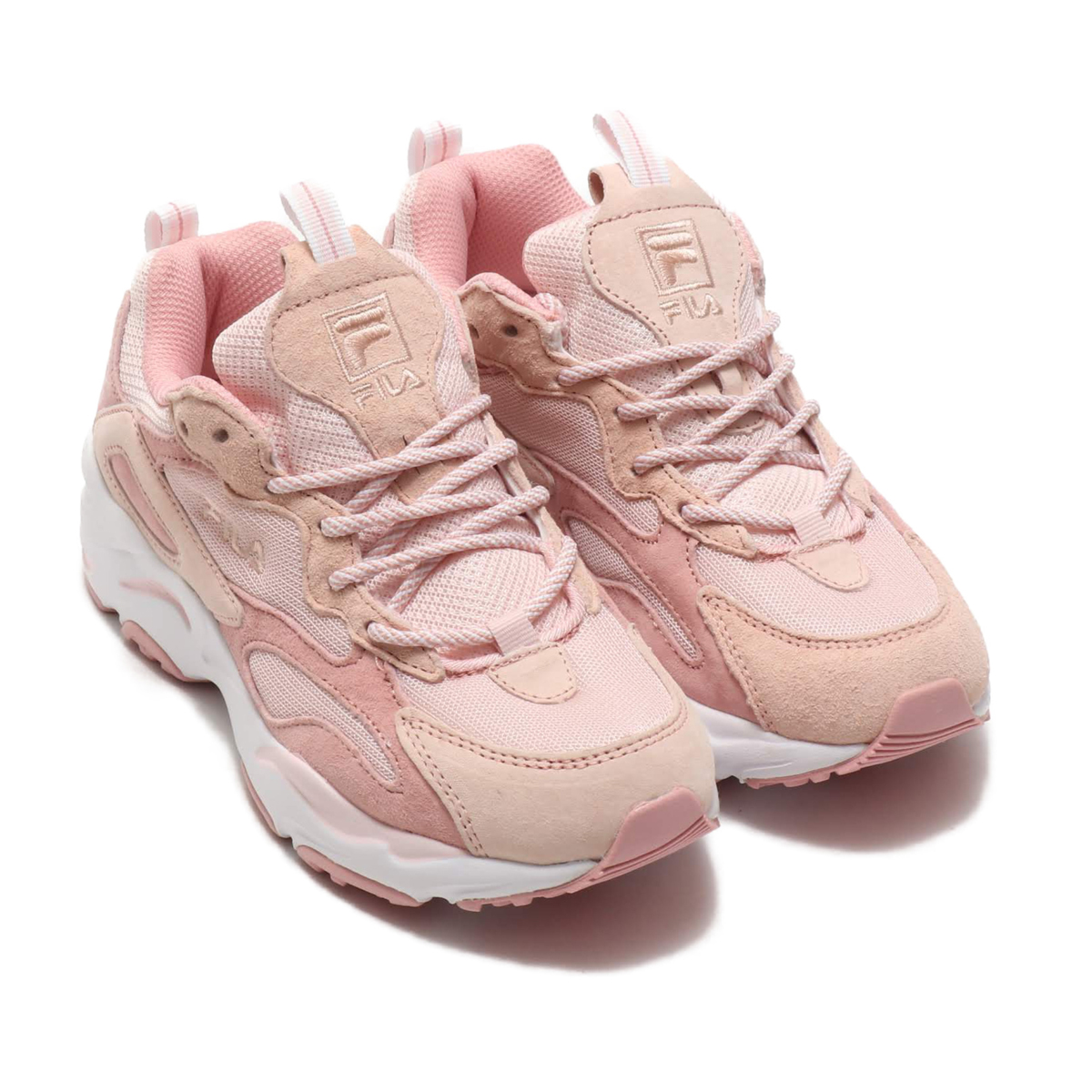 FILA RAY TRACER WOMENS (Fila rate racer women) LIGHT PINK 19FW I