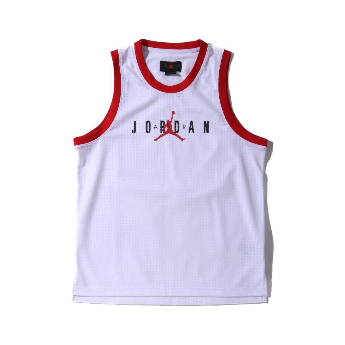 Jordan AJ 1 Photo Mens Tank White//Black//Grey//Red 622093-100