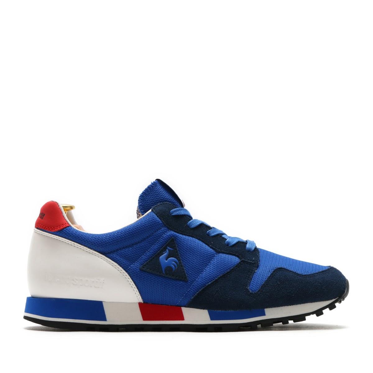 5795264b0bc5 ... blue  size 7 7b2fb a2c65 le coq sportif OMEGA BBR(ルコックスポルティフ オメガ  BBR)DRESS ...