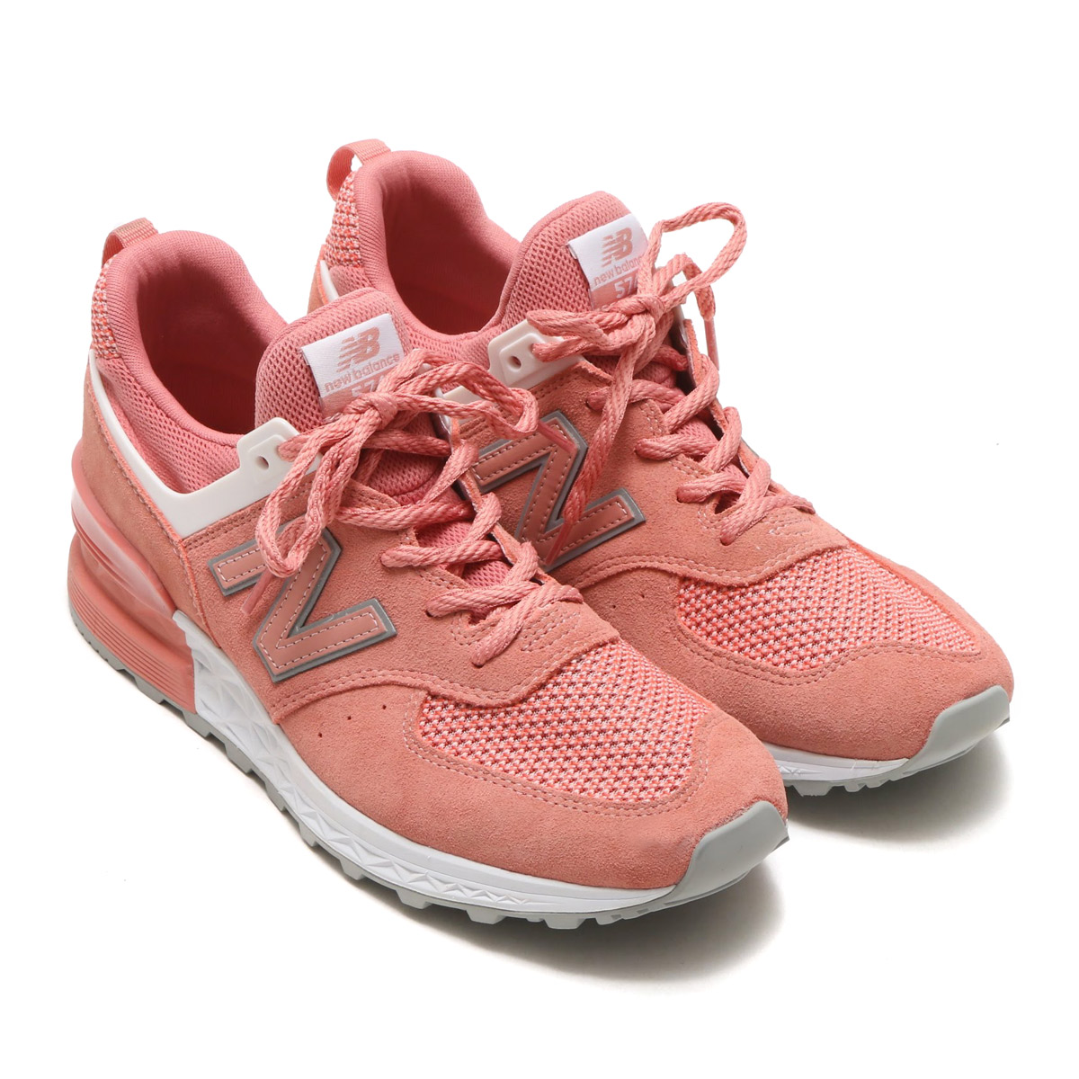 New Balance Mens 574 Sport Sneaker