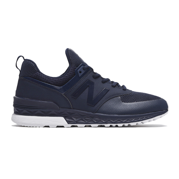 best service eaeba d15c2 New Balance MS574SNV (New Balance MS574SNV) NAVY 17FW-S